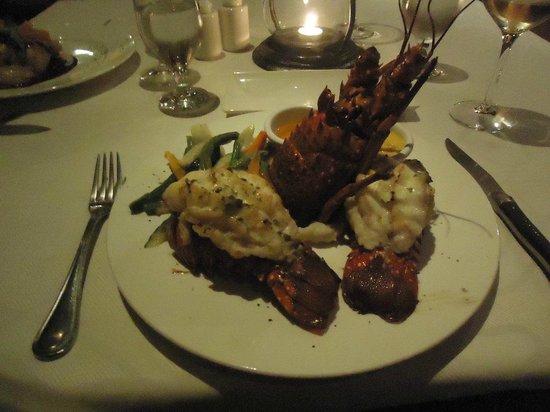 Pueblo Bonito Pacifica Golf & Spa Resort : Siembre - Double Lobster Tail Special (Add'l $45)
