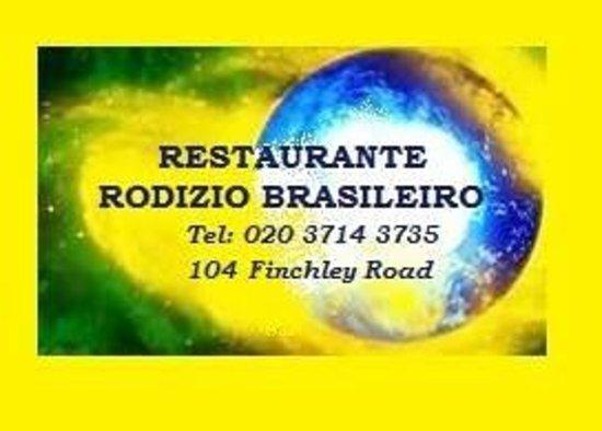 Capoeira Brazilian Restaurant: new place
