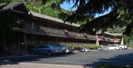 BEST WESTERN Antlers: Elk Lodge