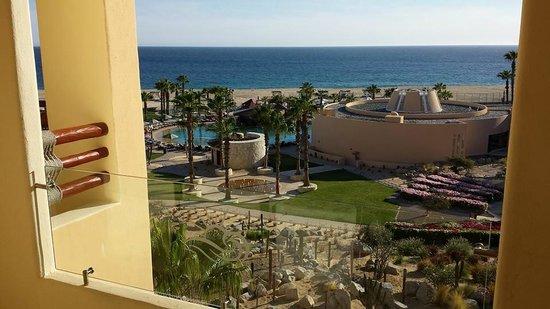 Pueblo Bonito Pacifica Golf & Spa Resort : View from room 1442  (4th floor)