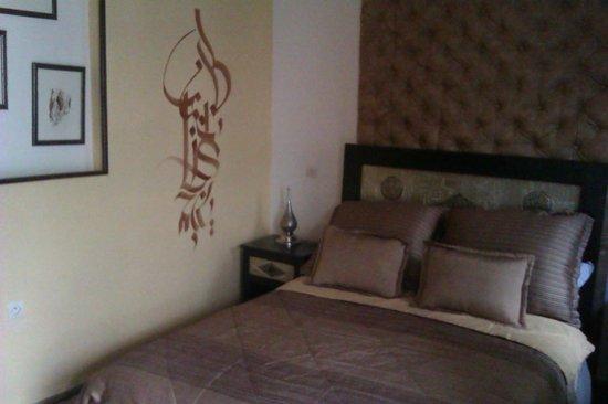 Riad Chafia : Room