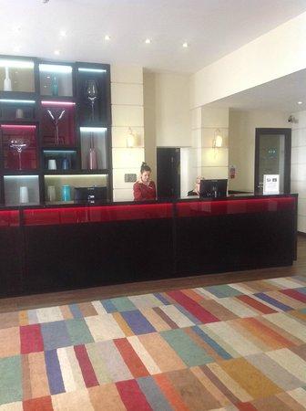 K+K Hotel George: Recepción