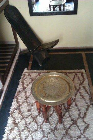 Riad Chafia: Room