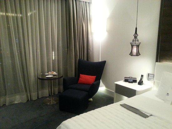 Le Méridien Istanbul Etiler : Room