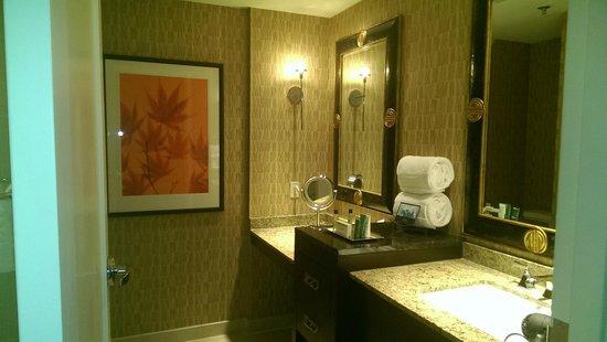 Hilton Anatole: Bathroom