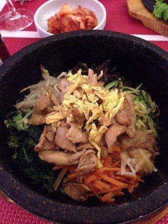 BAP, urban korean food