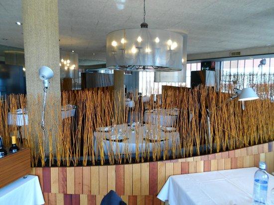 El Sordo Restaurante: interior restaurante