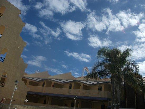 Playa Olid Apartments: Hotel