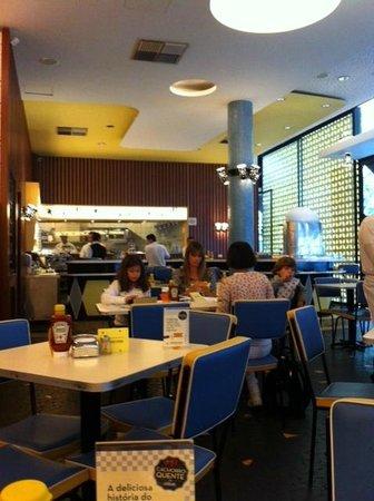Lanchonete da Cidade: restaurante