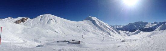 Ischgl-Samnaun ski area: E' meraviglioso!