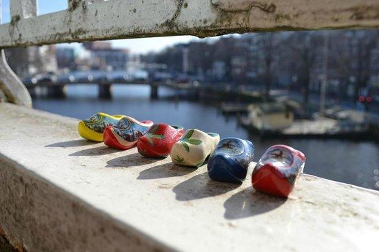 De L'Europe Amsterdam: vue de la 128