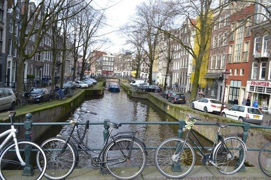 De L'Europe Amsterdam: les canaux