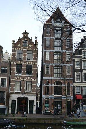 De L'Europe Amsterdam: maison traditionnelle