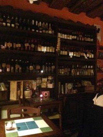 Il Gallo Nero: Wine heaven!
