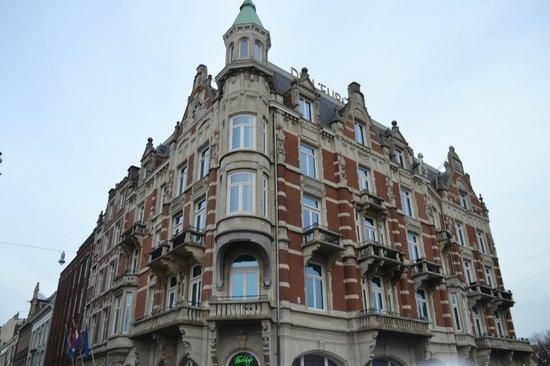 De L'Europe Amsterdam : tour de l'europe