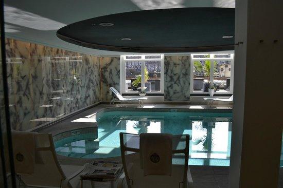 De L'Europe Amsterdam: SPA / piscine