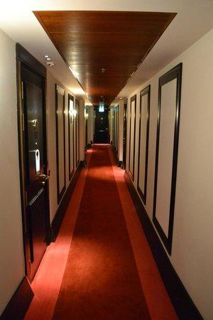 De L'Europe Amsterdam: les couloirs