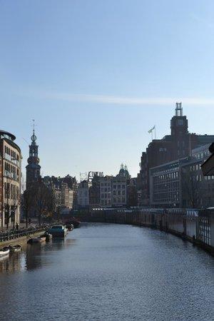 De L'Europe Amsterdam : la tour de la Monnaie
