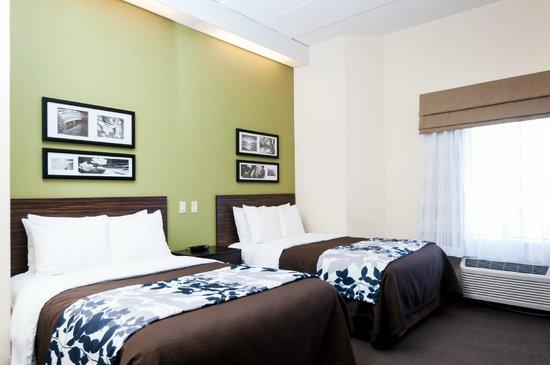 سليب إن آند سويتس: Sleep Inn Hagerstown
