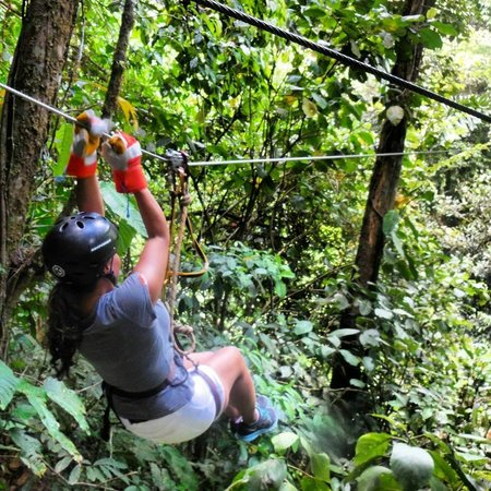 Adventures Panama : Zip Lining in El Valle.  Truly an unforgettable experience.  Amazing!