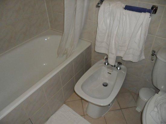 Hotel Magellan : Bagno con bidet!