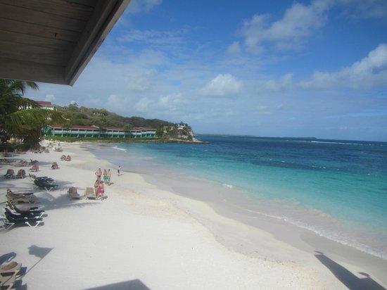 Pineapple Beach Club Antigua - All Inclusive: Beach View