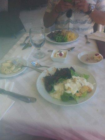 Mayaguez Resort & Casino: Delicioso almuerzo