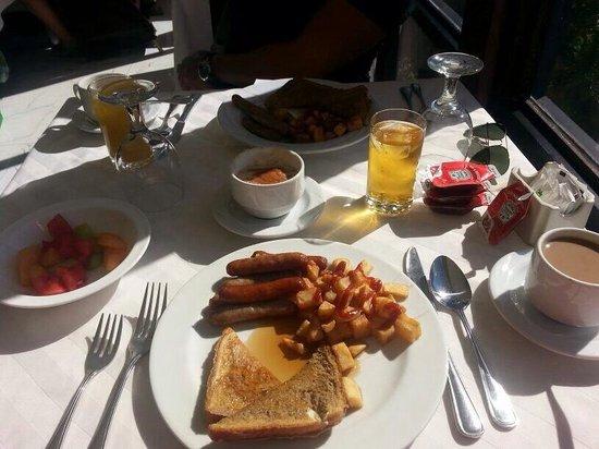 Mayaguez Resort & Casino: Desayuno ricooooo