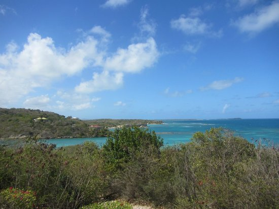 Pineapple Beach Club Antigua: View at Mary Place