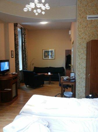 Elite Hotel Adlon: Mini-svit rum 121