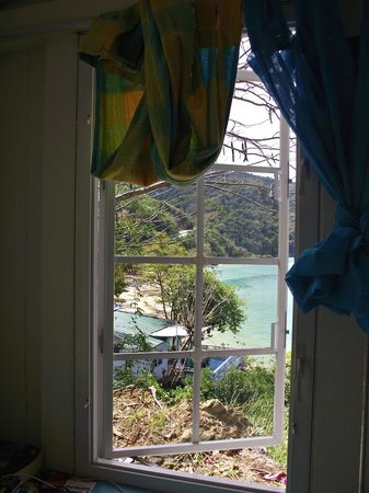 Blue Mango: View from another window
