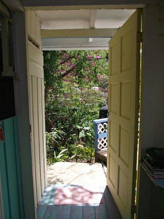 Blue Mango: Our Front Door