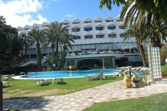 SENTIDO Phenicia: pool & lounge balcony