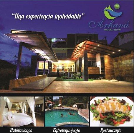 Arhana Hosteria Resort