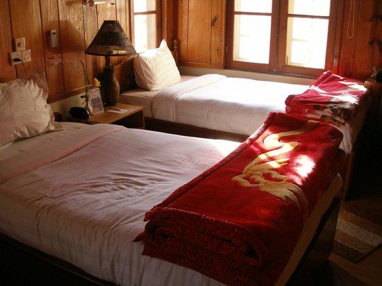 Pine Hill Resort, Kalaw: Room