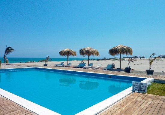 Foto de aquarena vichayito m ncora playa vichayito for Hoteles en jaen con piscina