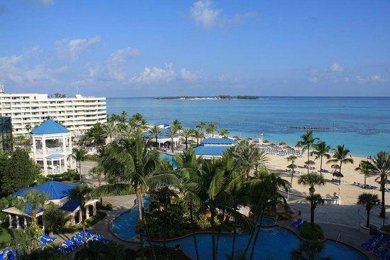 Melia Nassau Beach - All Inclusive: View from room 820