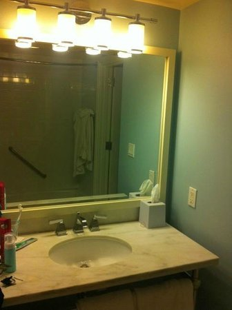 Melia Nassau Beach - All Inclusive: Bathroom 820