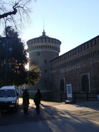 Castello Sforzesco: Grandiose