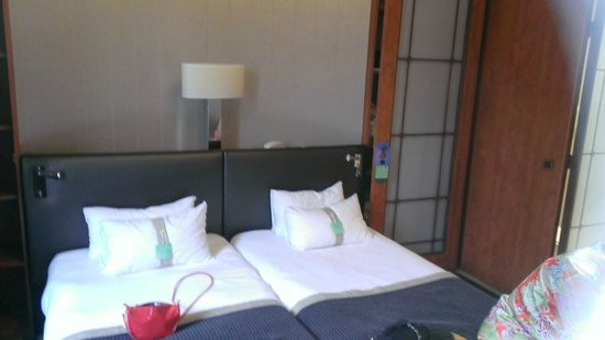 Holiday Inn Paris Gare de Lyon Bastille: Twin beds