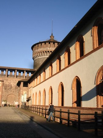 Castello Sforzesco: Bellissimo