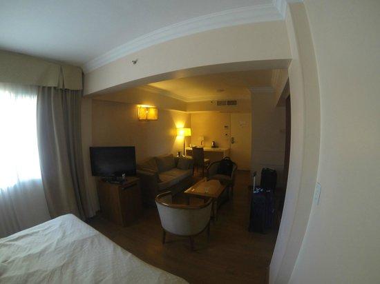 Huentala Hotel : Lugar de estar