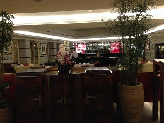 Aria Hotel Prague by Library Hotel Collection: lounge