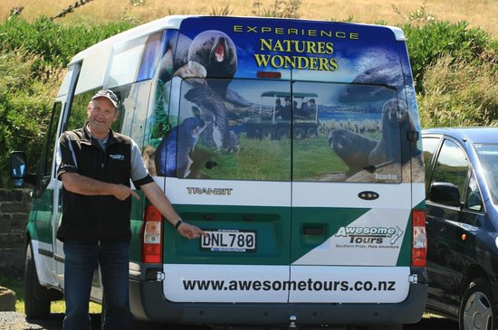Awesome Tours: Mark