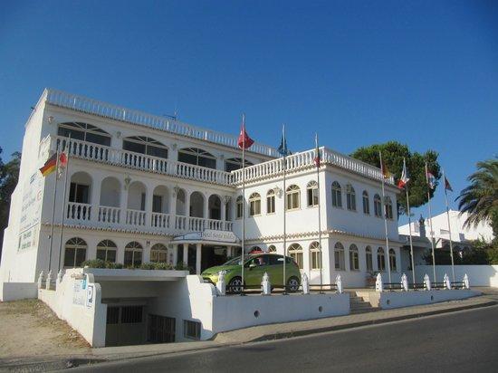 Hotel Santa Eulalia: Hotel frontage