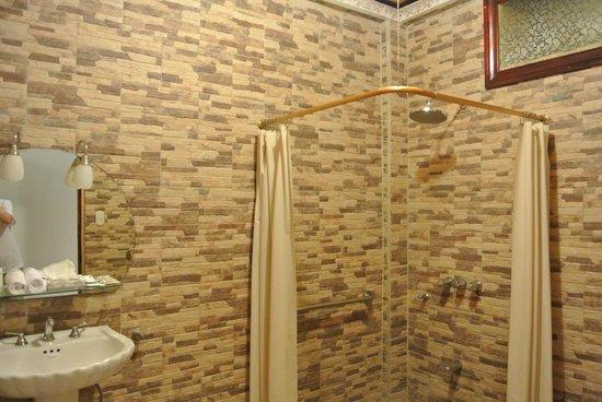 Hotel San Bada: Cramer Shower Head