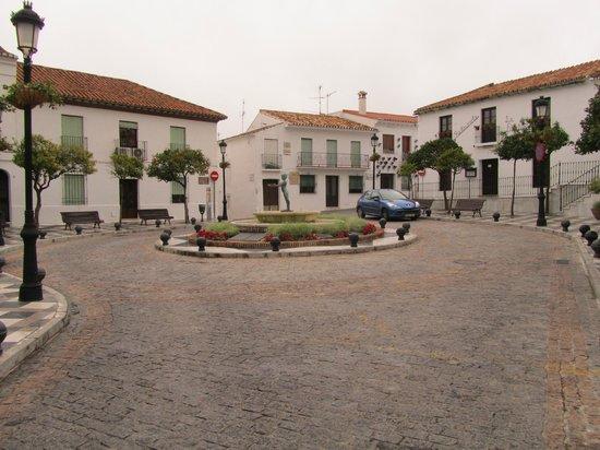 Plaza Espana Benalmadena: het plaza'tje (de Espana)