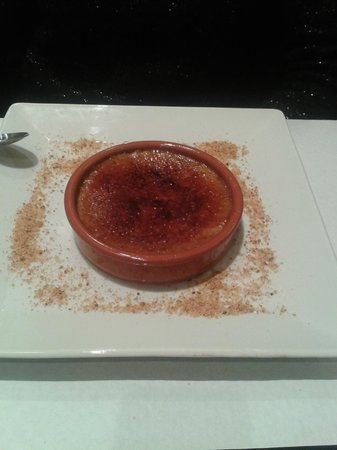 Creme Brulee A La Chicoree Picture Of La Table A Diner Orchies