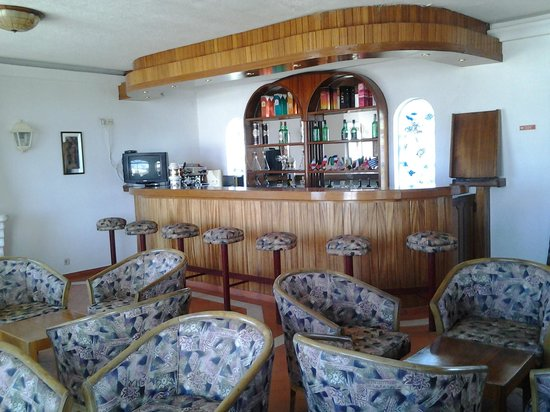 Hotel Santa Eulalia: Bar