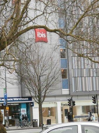 Ibis London Shepherds Bush : View of Hotel